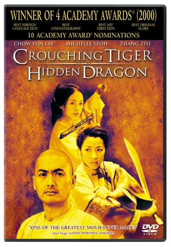 CROUCHING TIGER HIDDEN DRAGON BY YUN FAT,CHOW (DVD)